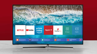 Hisense O8B 4K OLED TV review official photos image 2