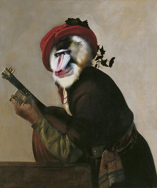Amusing Images Of Animals Photoshopped Into Renaissance Paintings image 16