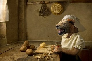 Amusing Images Of Animals Photoshopped Into Renaissance Paintings image 3