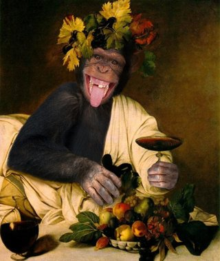 Amusing Images Of Animals Photoshopped Into Renaissance Paintings image 8