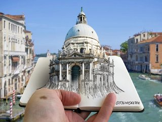 This Artist Changes Your Perspective Of The World With Incredible Sketches image 3