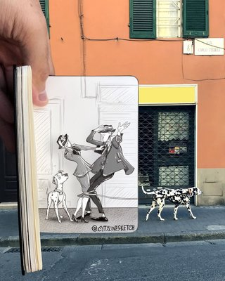 This Artist Changes Your Perspective Of The World With Incredible Sketches image 5