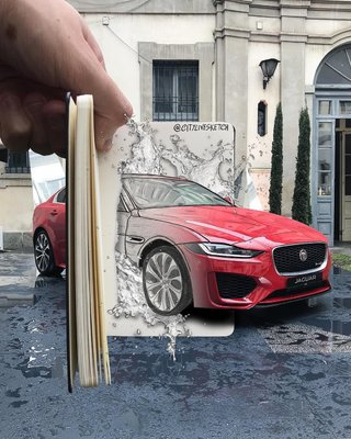 This Artist Changes Your Perspective Of The World With Incredible Sketches image 7
