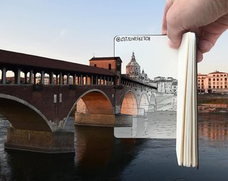 This Artist Changes Your Perspective Of The World With Incredible Sketches image 8