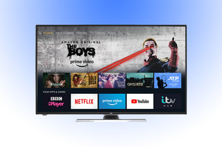 Amazon brings JVC TVs with Fire TV OS to the UK