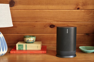 Sonos Move Bluetooth portable speaker has great sound, water resistance and voice control
