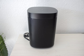 Sonos One SL speaker initial review An updated Play1 with great design and privacy image 2