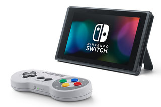 Nintendo adds SNES games and official wireless controller to Switch