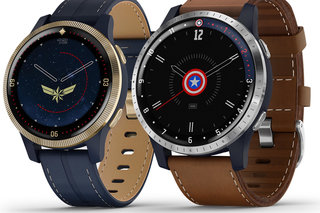 Garmin Legacy Hero smartwatches come in Captain America and Captain Marvel flavours