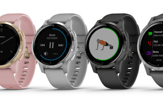 Garmin Vivoactive 4 offers animated workout guides and increased health tracking options