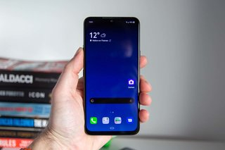 LG G8X review image 10