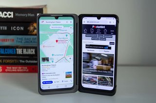 LG G8X review image 19