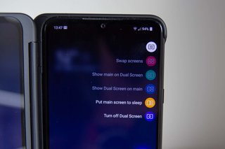 LG G8X review image 3