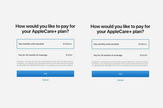 Apple now offers AppleCare as a monthly subscription image 2