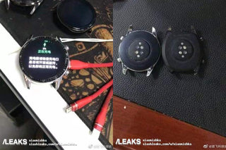 Huawei Watch GT 2 revealed in leaked photos image 2