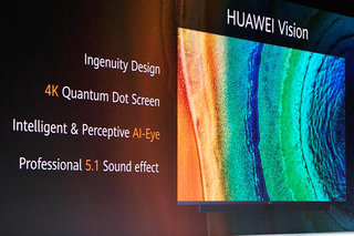 Huawei joins new wave of smart TVs with 4K Huawei Vision
