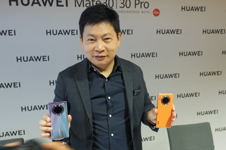 Huawei chief: The Mate 30 Series won't work with the Play Store and you can't install it yourself