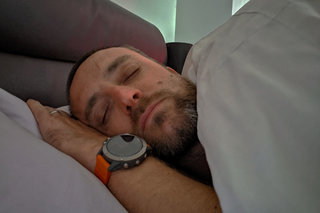 Garmin (and others) should just make a sleep tracker to help me rest in peace