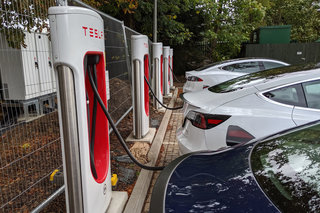 Electric dreams and the ecosystem: Tesla's Supercharger advantage