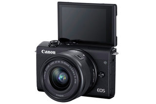 Canon EOS M200 brings 4K video to its entry-level mirrorless model
