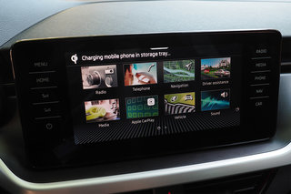 Skoda jumps the shark and calls its in-car voice assistant Laura