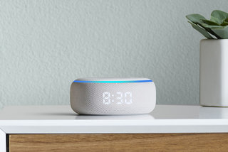 Amazon's new Echo Dot comes with a built-in LED clock face, pre-order now