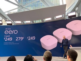 Amazon announces its first Eero mesh network system