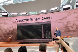 Amazon's new Alexa Smart Oven also works as an air fryer and microwave