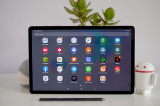 Samsung Galaxy Tab S6 review image 5