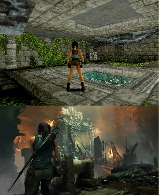 Then vs now Video games through the decades image 12