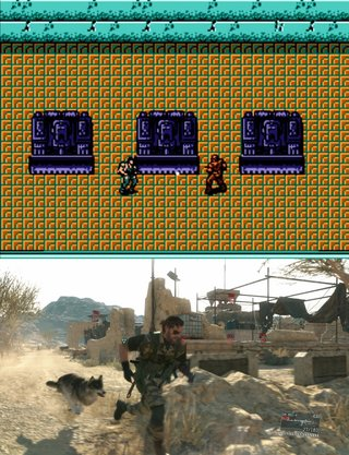 Then vs now Video games through the decades image 13