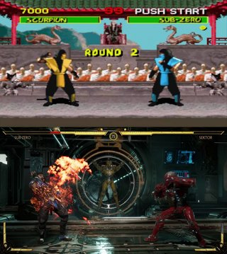 Then vs now Video games through the decades image 21