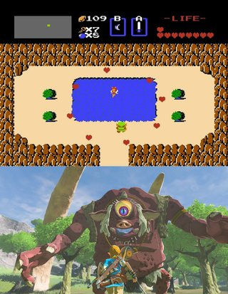 Then Vs Now Video Games Through The Decades image 4