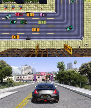 Then Vs Now Video Games Through The Decades image 5