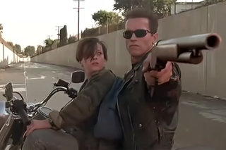 What is the best order to watch the Terminator movies and show image 4