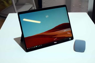 Microsoft Surface Pro X review image 4