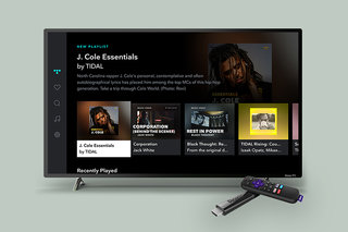 Tidal comes to Roku in UK too