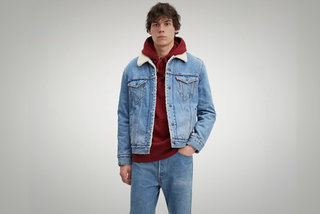 Levi's super popular denim Trucker jacket is now a Google Jacquard coat