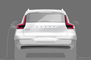 Electric Volvo XC40 launches 16 October, promises to be one of the safest cars on the road
