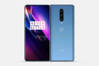 OnePlus 8 has already leaked, and it has a hole-punch display