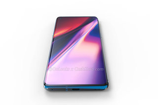 OnePlus 8 has already leaked and it has a hole-punch display image 2