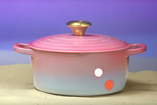 This Le Creuset dutch oven is $900, but hey, it's Star Wars-themed