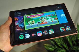 Amazon dispose d'une nouvelle version du Fire HD 10 qui est plus rapide et durera plus longtemps