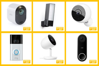 Here are the EE Pocket-lint Awards nominees for Best Security Camera 2019 and how to vote