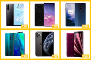 Here are the EE Pocket-lint Awards nominees for Best Flagship Phone 2019 and how to vote
