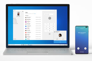 You'll soon be able to receive Android phone calls on Windows PCs