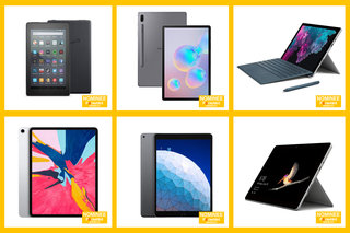 Here are the EE Pocket-lint Awards nominees for Best Tablet / 2-in-1 2019 and how to vote