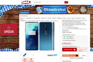 OnePlus 7T Pro listed on retailer site and it's more expensive than OnePlus 7 Pro