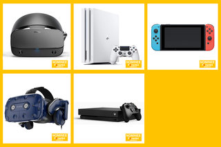 Here are the EE Pocket-lint Awards nominees for Best Gaming / VR Device 2019 and how to vote