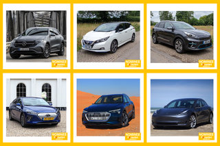 Here are the EE Pocket-lint Awards nominees for Best Car 2019 and how to vote